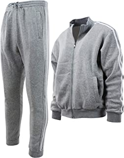 Mens Lightweight Soft and Durable Tracksuits and Sweatsuits (Many Styles to Choose from)