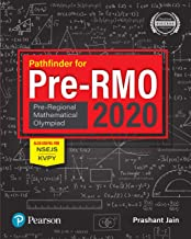 Pathfinder for Pre-Regional Mathematical Olympiad  First Edition  By Pearson