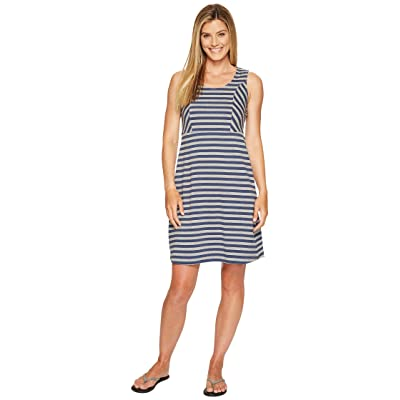 Aventura Clothing Tribeca Dress (Vintage Indigo) Women