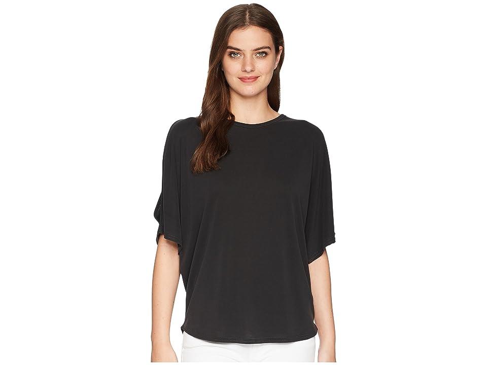 9f504c5e6102d4 Splendid Cold Shoulder Top (Black) Women