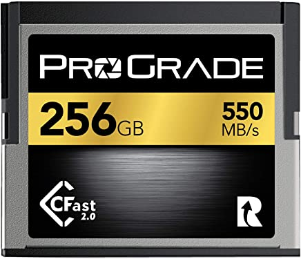 ProGrade Digital CFast 2.0 Memory Card (256GB)