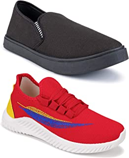 Camfoot Men's (9287-1141) Casual Sports Running Shoes
