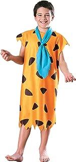 fred flintstone child costume