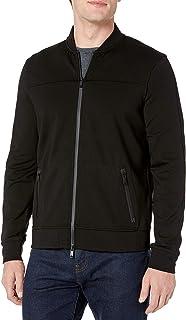 John Varvatos Star USA Men's Cody LS Jacket with Seam Sealed Zipper