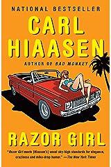 Razor Girl: A novel Kindle Edition