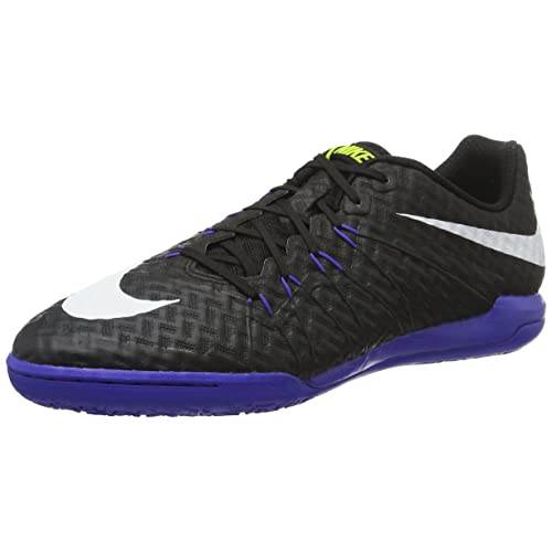 new concept e8e5d 4b748 Nike Men's Hypervenomx Finale IC Indoor Soccer Shoes (Sz. 9.5) Black,  Paramount