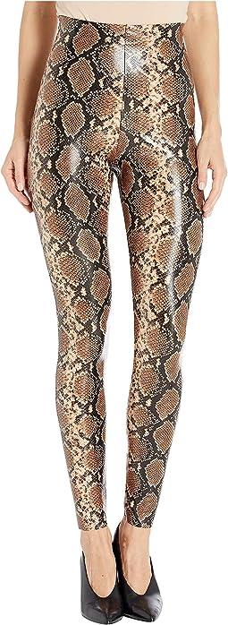 Faux Leather Leggings SLG50