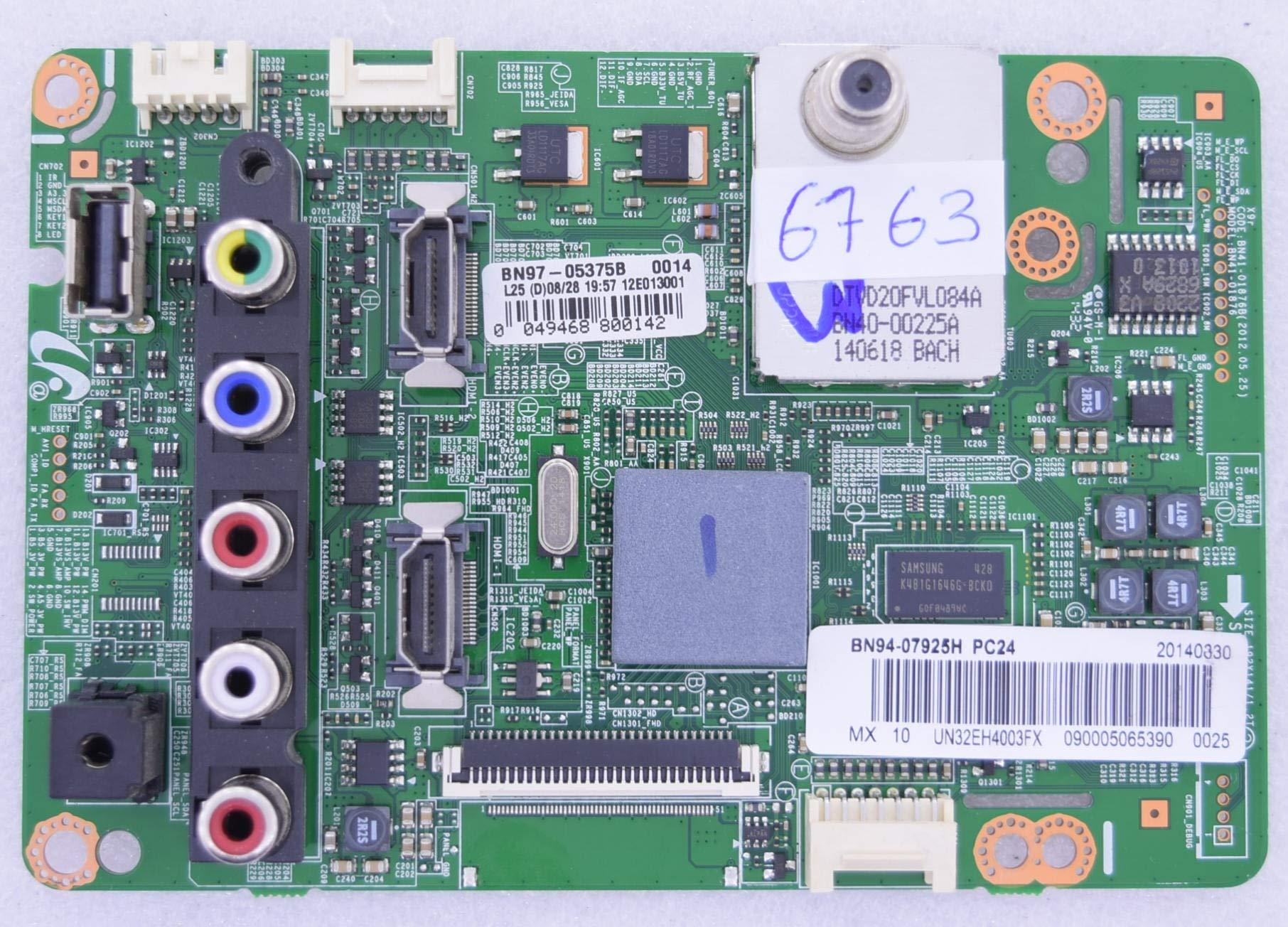 Samsung UN32EH4003F BN94-0792H PC24 BN97-05375B Placa de vídeo ...