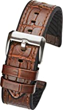 hirsch alligator strap