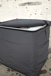 Custom Heaters and Research - IBC Tote Heater Lid, Water Resistant, Manufacturer Direct, Made in the USA