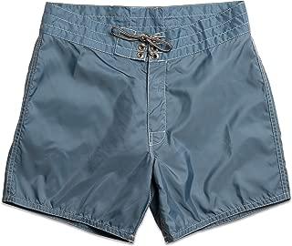 Macondoo Mens Pocket Beach Cargo Loose Casual Elastic Waist Shorts