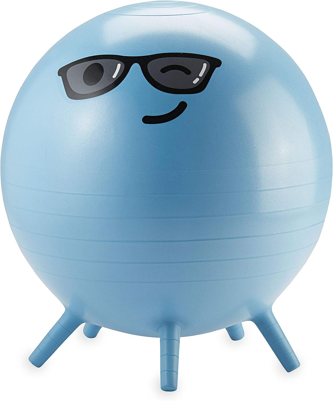 Gaiam Kids Stay-N-Play Spasm price 5 popular Children's Balance Ball School Flexible