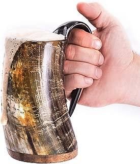 Best ox horn cup Reviews