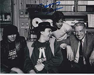Tommy Shannon Signed Autographed 8x10 Photo Stevie Ray Vaughan Double Trouble A