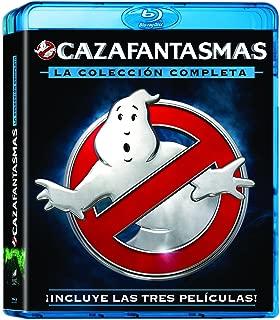 Cazafantasmas: Trilogía [Blu-ray] lista de peliculas que debes ver