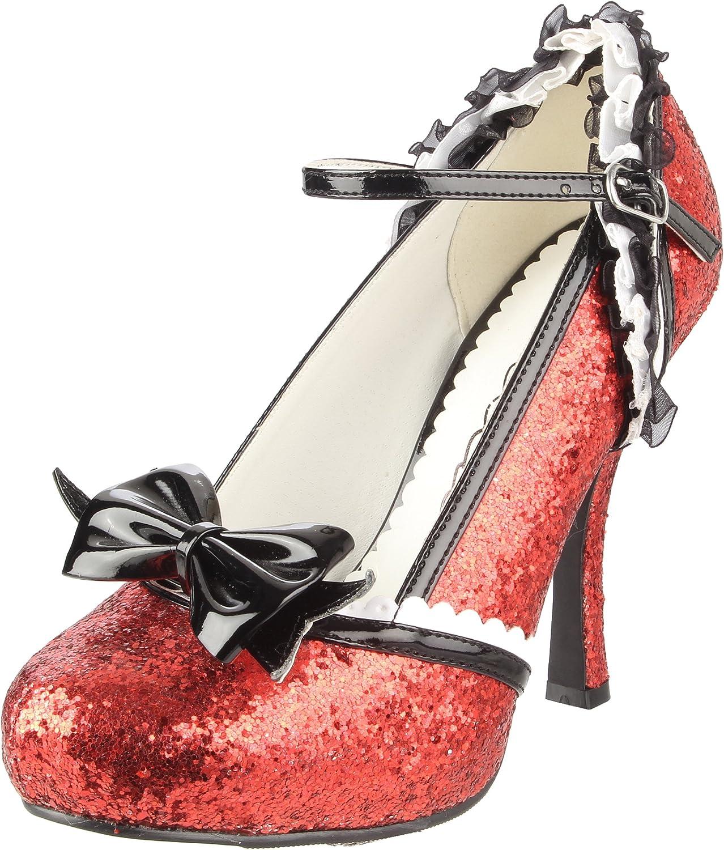 Ellie Shoes Women's unisex Max 79% OFF 453-Lacey Maryjane Pump Glitter
