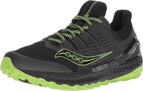 Saucony Men's Xodus ISO 3 Turnzapatos, negro Slime, 12 M US