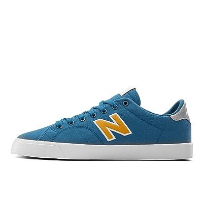 New Balance Numeric AM210 (Blue/Gold) Skate Shoes