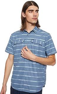 Columbia Men's Silver Ridge 2.0 Multi Plaid S/S Shirt Shirts