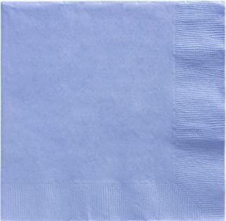 Amscan Pastel Blue Luncheon Napkins Big Party Pack, 125 Ct.