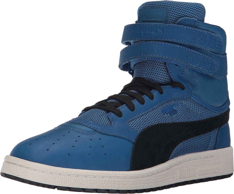Max 49% OFF PUMA Unisex-Adult Don't miss the campaign Sky II Hi Color Sneaker Blocked Lthr