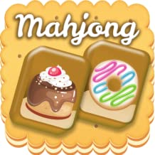 Mahjong Cookie & Candy - colorful mahjongg solitaire game with many levels