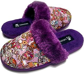 Tokidoki Women's Sweetshop Soft Slippers
