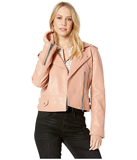 Blank NYC Vegan Leather Moto Jacket at Zappos.com 392cdf7ec