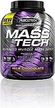 Muscletech MASS-Tech 2300 g Chocolate Weight Gain Shake Powder Estimated Price : £ 48,08