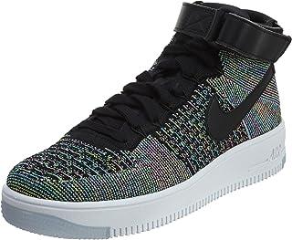 Nike Men`s AF1 Ultra Flyknit Mid Basketball Shoes-Multi-Color