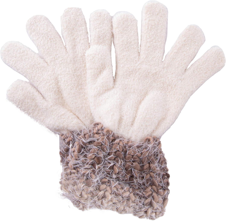 Amanda Blu Alpine Ombre Magic Gloves - Alpaca