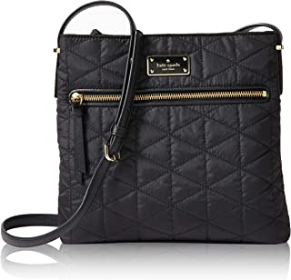 Wilson Road Quilted Crossbody, Black