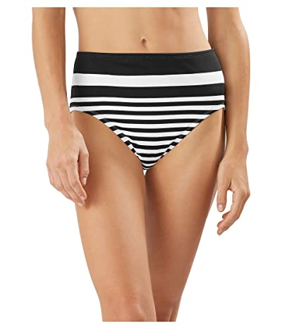 Tommy Bahama Breaker Bay ENG High-Waist Bottoms (Black) Women