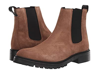 BOSS Hugo Boss Explore Chelsea Boots (Medium Brown) Men