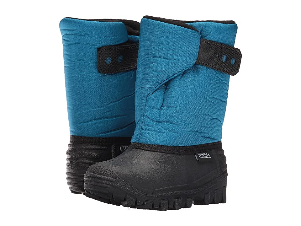 Tundra Boots Kids Teddy (Toddler/Little Kid) (Emerald) Kids Shoes