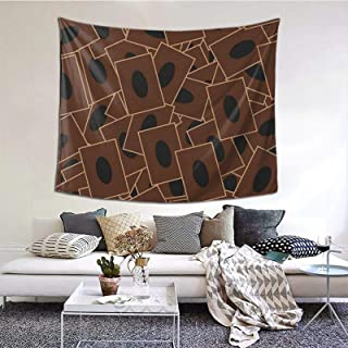 Yugioh Card Pile Pattern Home Decor Art Wall Hanging Bedroom Living Room Dorm Tapestry 60 X 51 Inch