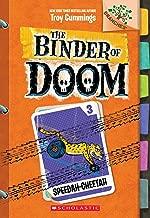 Speedah-Cheetah: A Branches Book (The Binder of Doom #3)