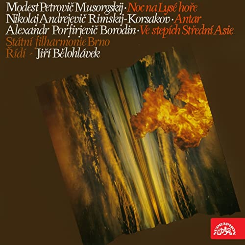 Mussorgsky: A Night on the Bare Mountain - Rimsky-Korsakov: Antar, Op. 9 - Borodin: In the Steppes of Central Asia:MP3ダウンロード