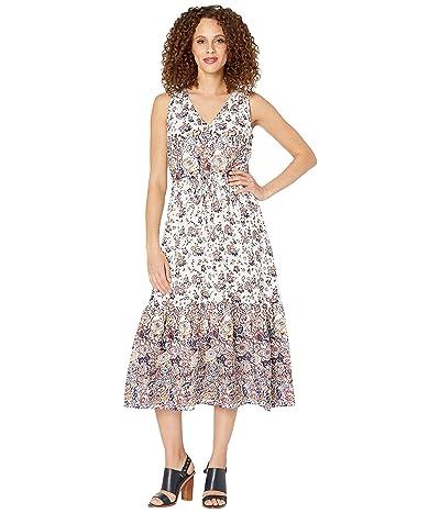 Lucky Brand Chloe Dress (Natural Multi) Women