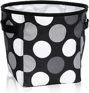 Thirty One Mini Storage Bin in Got Dots - No Monogram - 8639