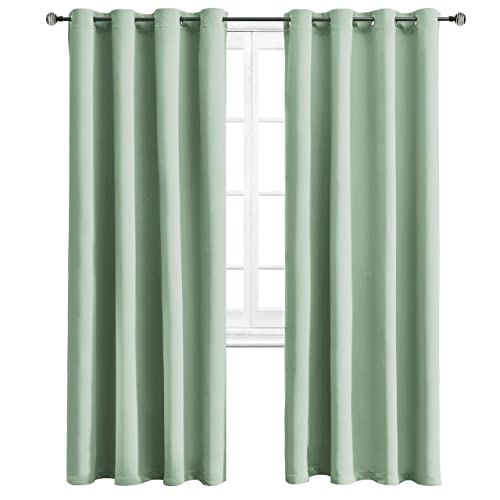 Green Curtains for Living Room: Amazon.com