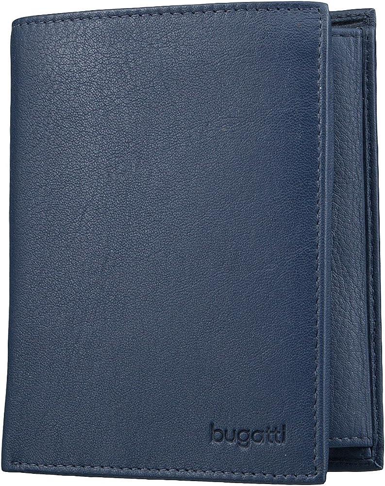 Bugatti,portafoglio,porta carte di credito,porta documenti,unisex,in pelle 49117605