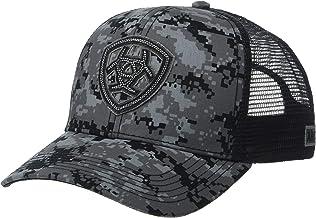 Ariat Ariat Shield Logo Digital Camo Snapback Cap Black Camo One Size