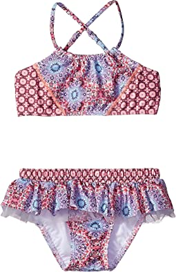 Bohemian Jardin Apron Tankini (Infant/Toddler/Little Kids)