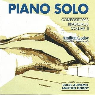 Piano Solo: Compositores Brasileiros, Vol. 2