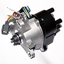 MAS Compatible Ignition Distributor w/Cap & Rotor TD-31U TD-34U TD-58U FOR 1990 1991 HONDA ACCORD 2.2L 30100-PT3-A03 30100-PT3-A11 30100-PT3-A72 606-58619 31-832 84832