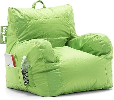 Fantastic Amazon Com Big Joe Roma Bean Bag Chair Black 0657378 Beatyapartments Chair Design Images Beatyapartmentscom