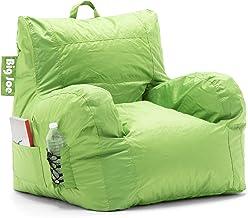 Big Joe Dorm Bean Bag Chair, Spicy Lime