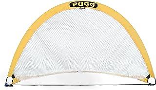 PUGG 6 Foot Portable Soccer & Football Goal Boxed Set