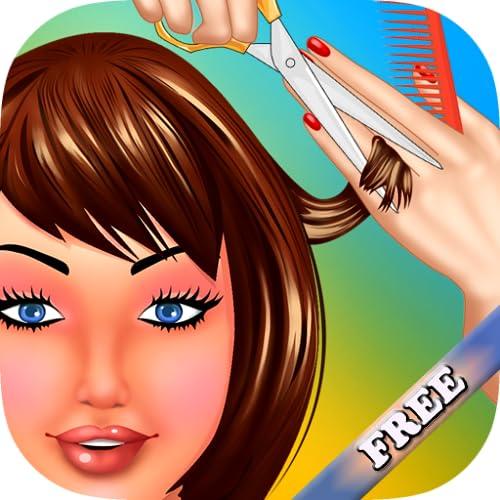 Friseursalon - Spiel für Mädchen ! der beste Friseur ! Lernspiel KOSTENLOS
